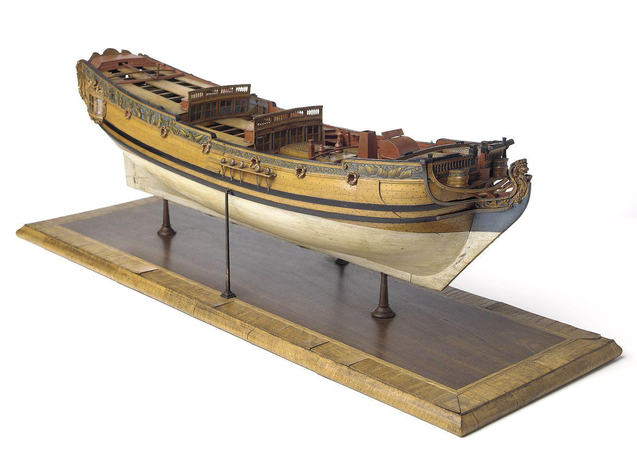 Chatham 1741 Service Vessel Yacht 6 Guns National Maritime Pirate Ship Diagram Piratediary Museum