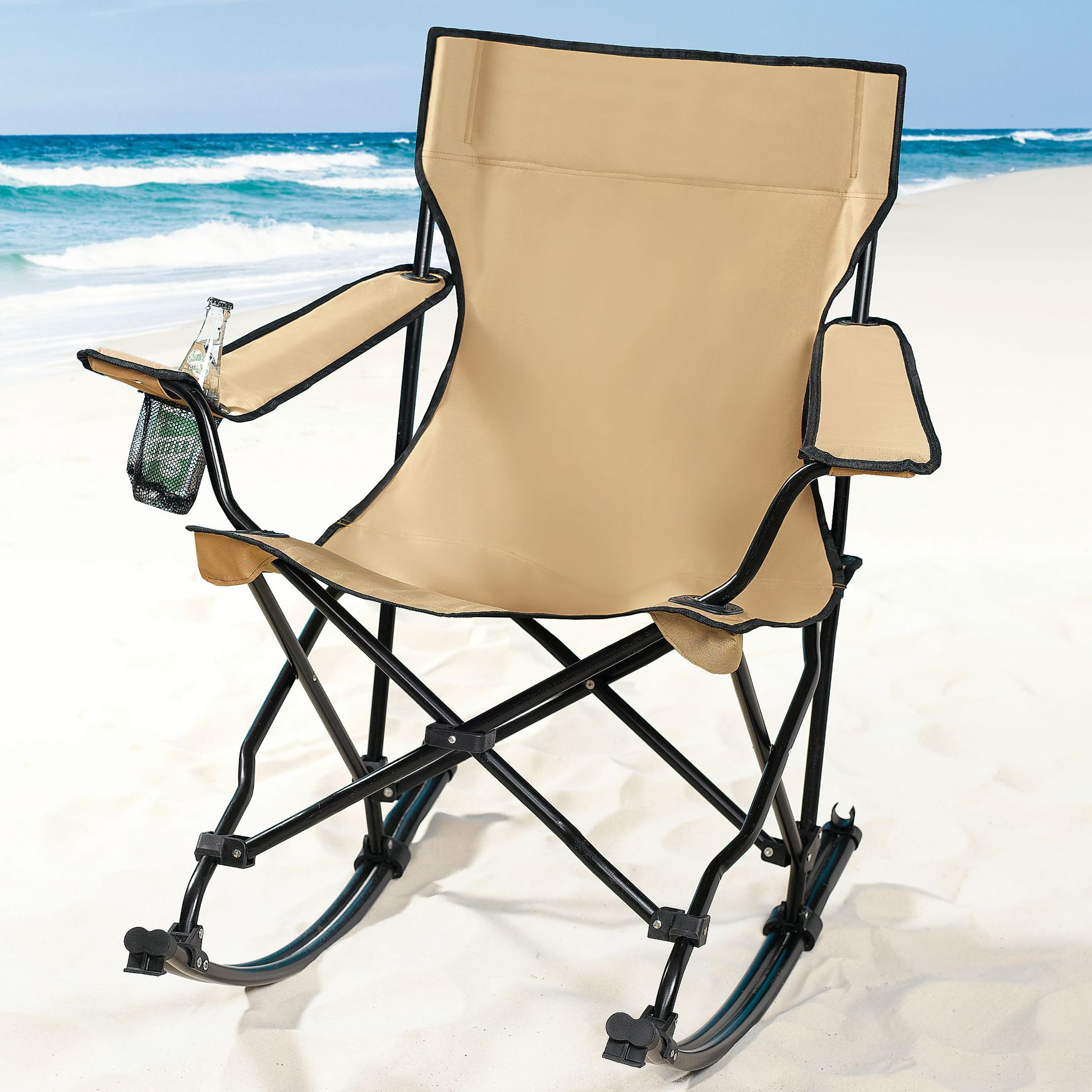 Folding Camp Rocker Rocker chairs, Chair, Rocking chair