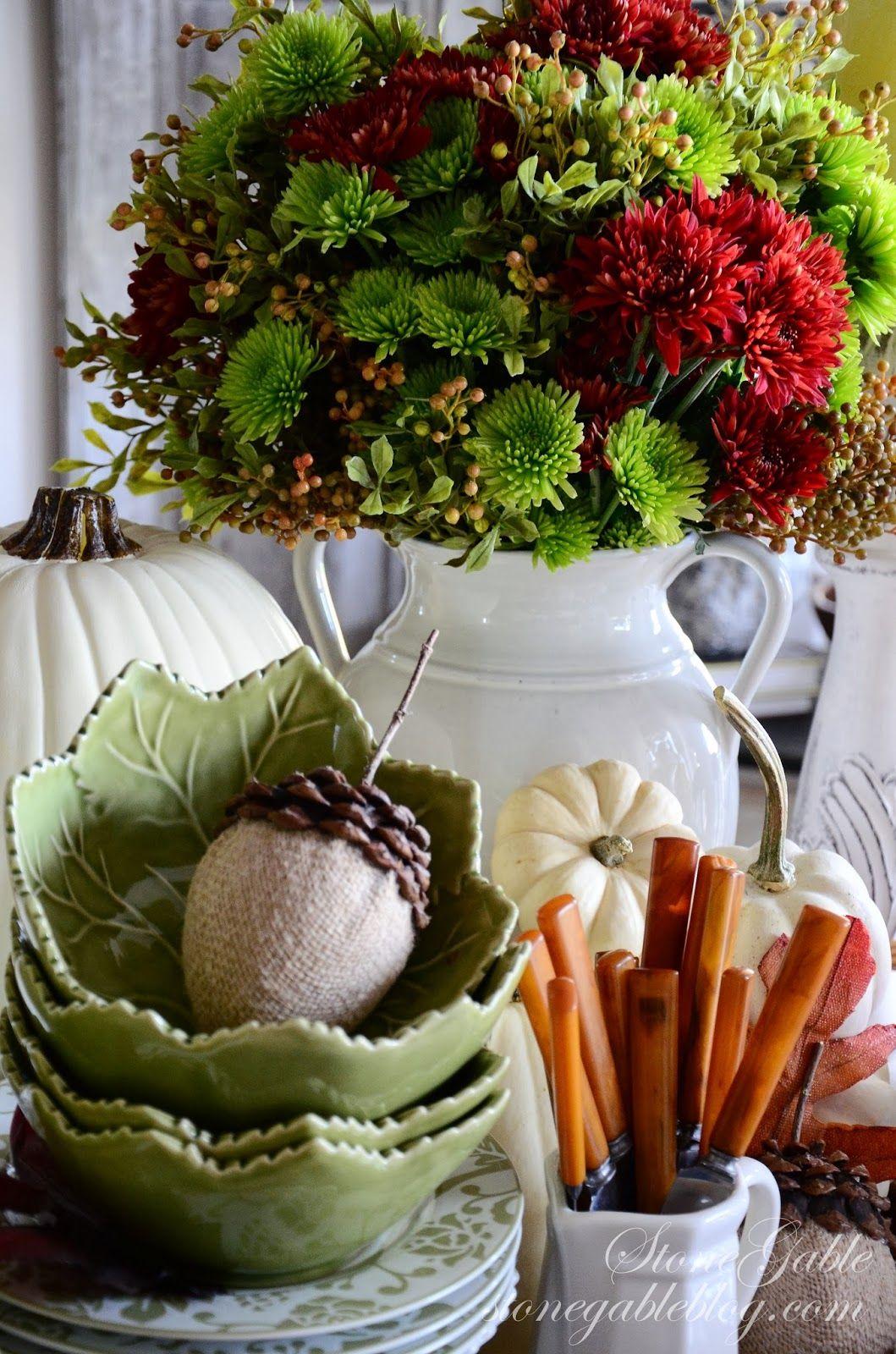 Thanksgiving -- Fall Brunch