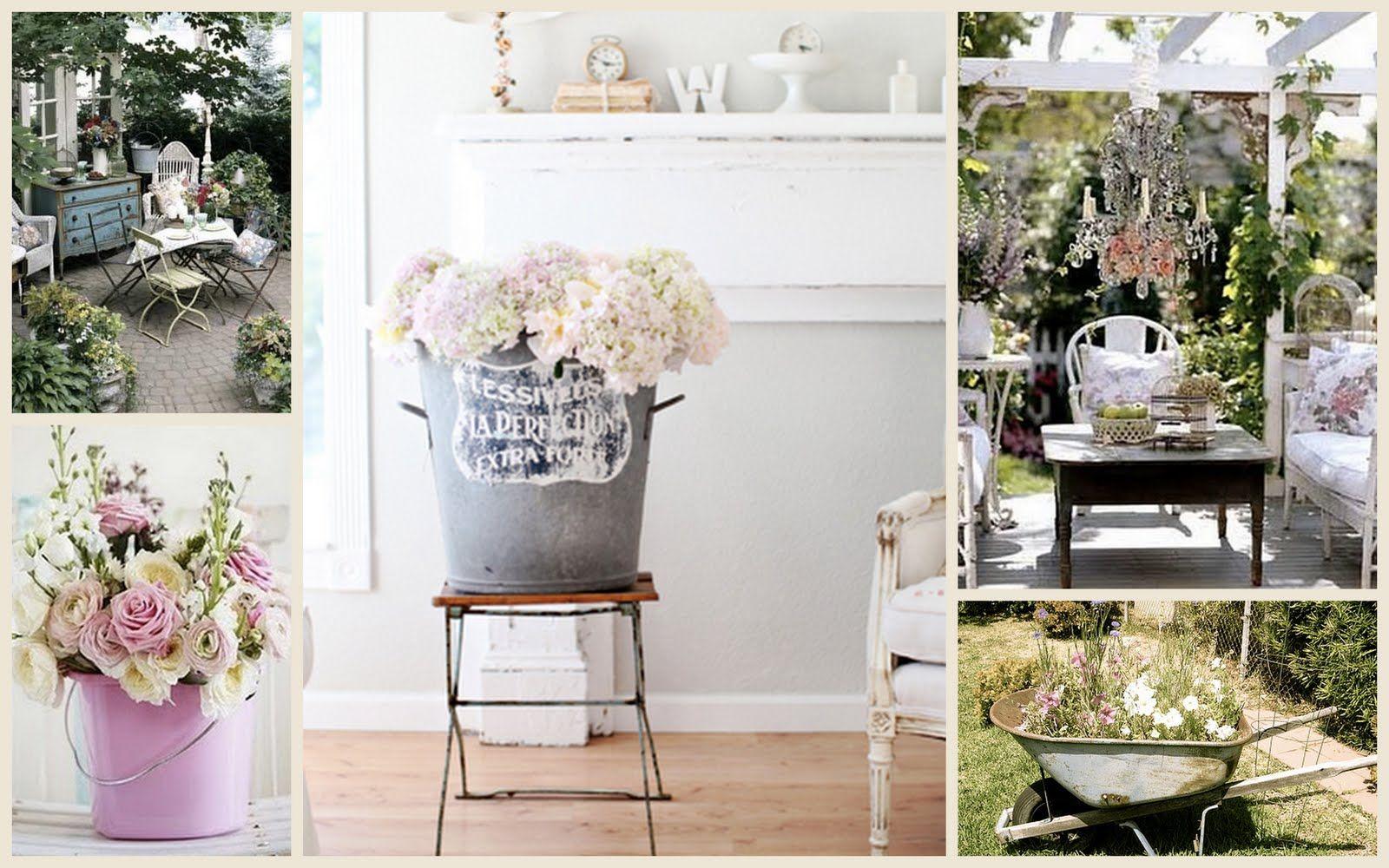 Garden Wedding Inspiration - Weddings of Desire Blog