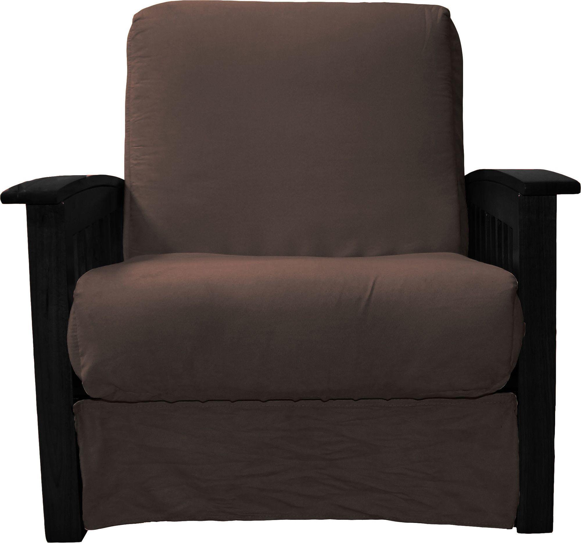 Nantucket Perfect Sit N Sleep Inner Spring Pillow Top Chair Sleeper Bed