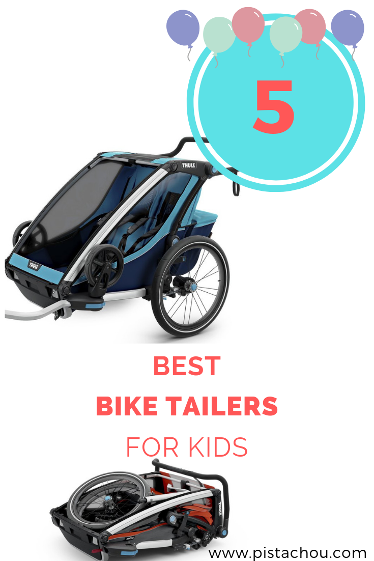 Best Bike Trailers For Kids With Images Baby Bike Trailer