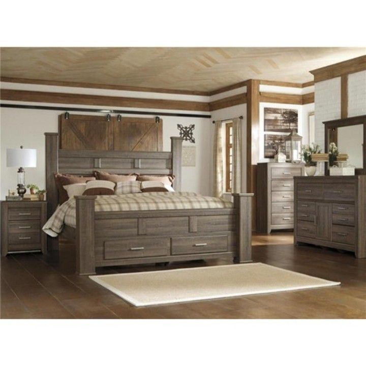 Ashley Juararo Bedroom Set from Furniture To Love for $799.00 on Square Market