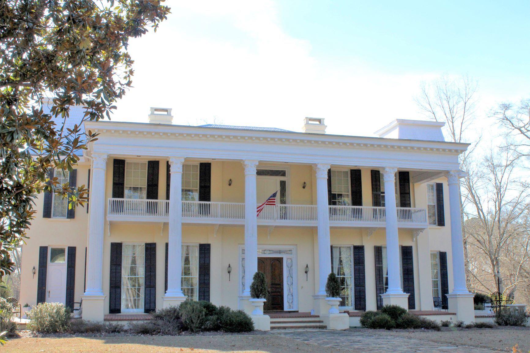 Pin On Old Georgia Homes