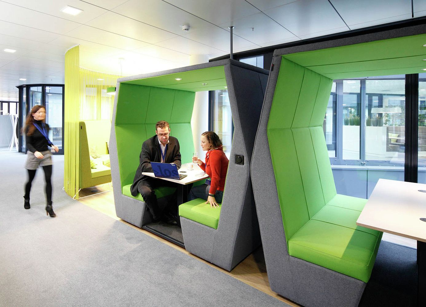 Gallery Of Easycredit Haus Evolution Design 27 In 2020 Office Interior Design Workplace Design Design