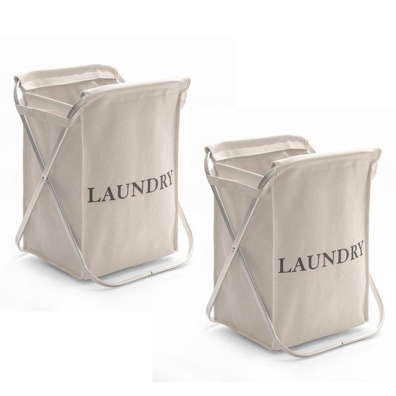 Essentials Cabinet Laundry Hamper Laundry Hamper Folding