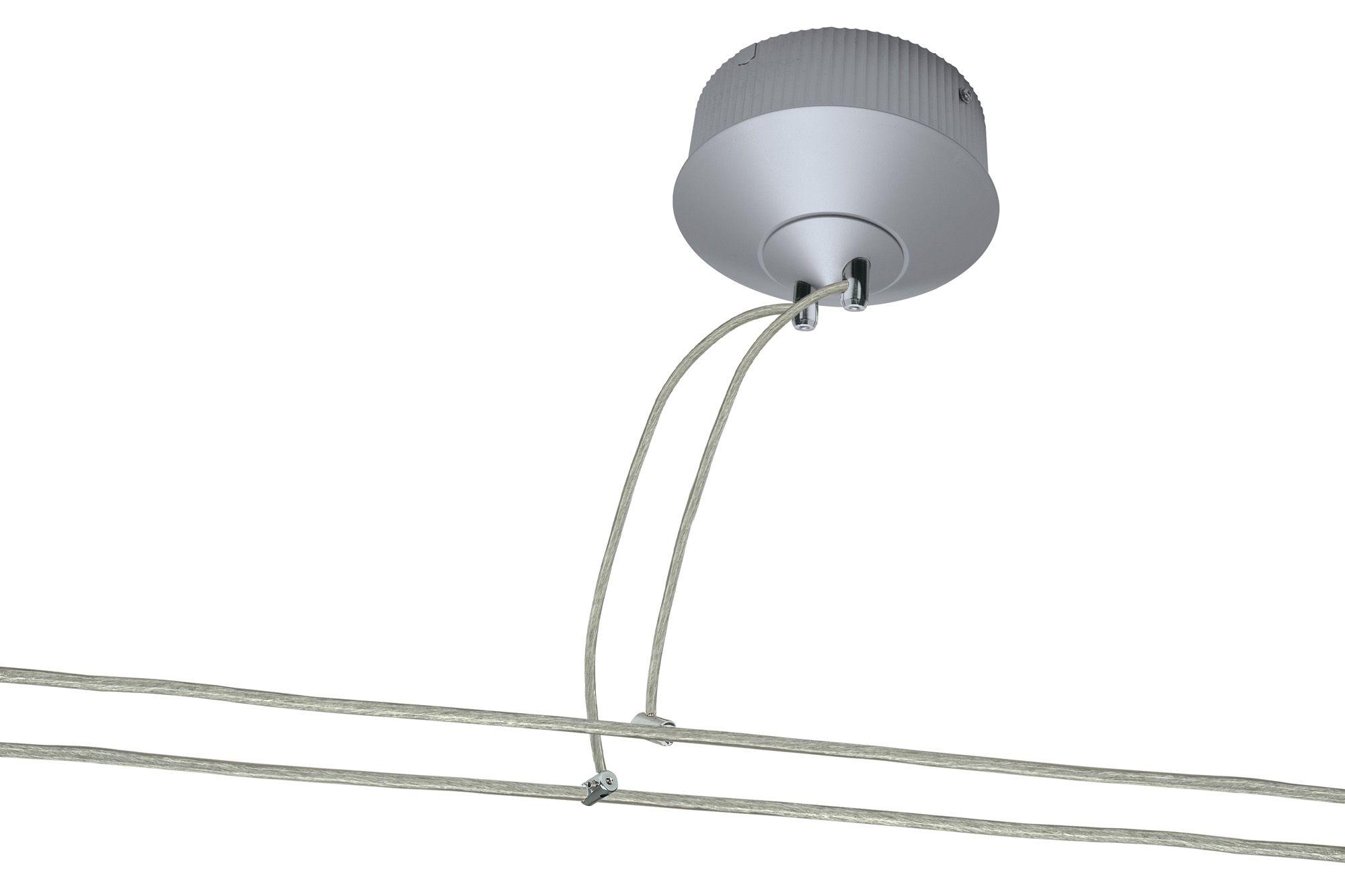 Superb  Schienen Seilsysteme Paulmann Paulmann Beleuchtungs Zubeh r Grau Metall