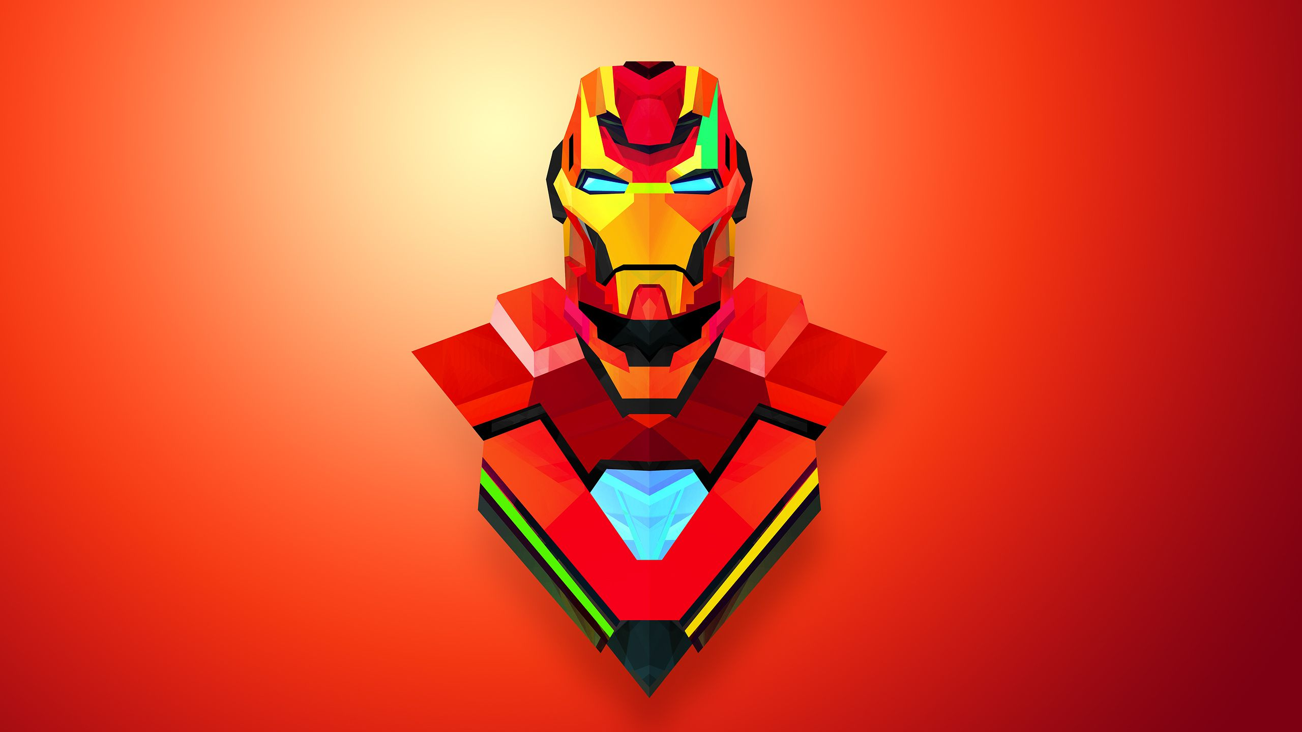 creative graphics - iron man | wallpaper and illustrations