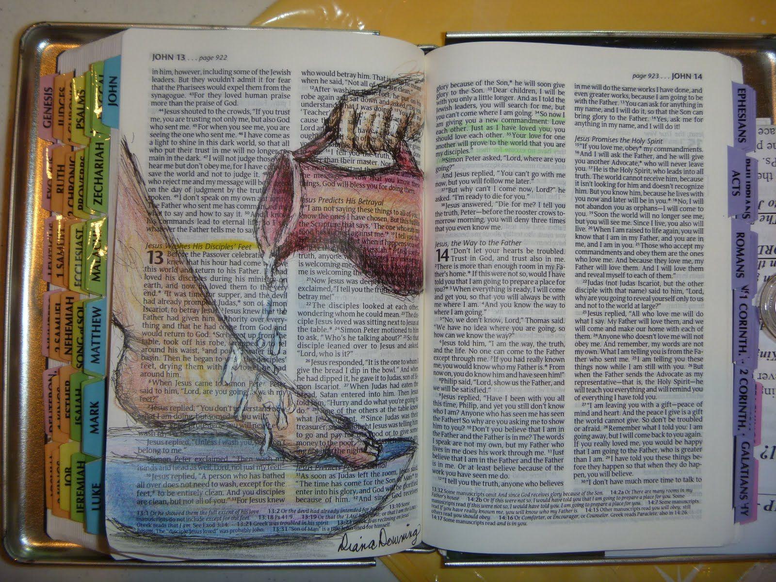 biblical sketches - photo #13