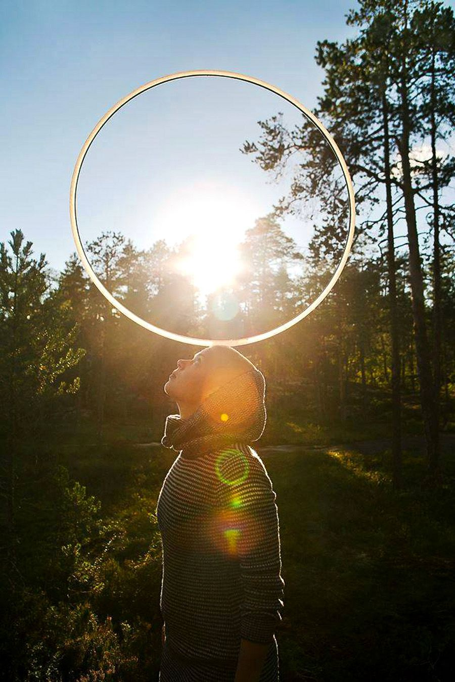 emma who and her hula hoop | hooping | hooping photos