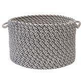Found it at AllModern - Color Tweed Wool Blend Basket