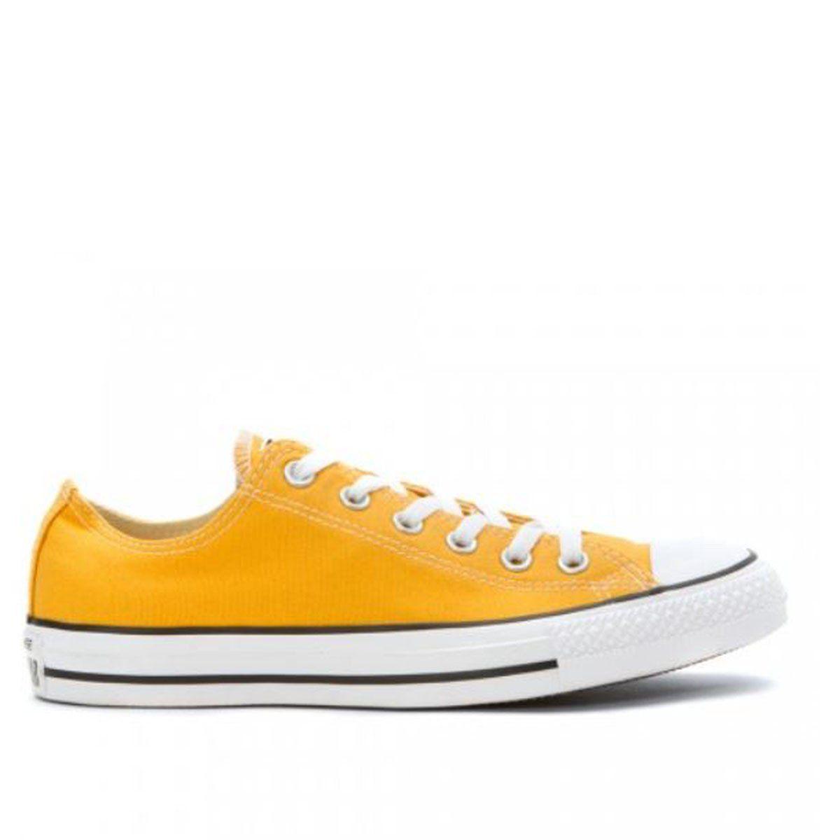 Converse Chuck Taylor Seasonal- Low-top Solar Orange Sneaker in 2019 ... 0bdce316e