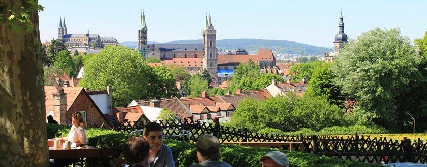 Spezial Keller Blick über Bamberg Franken Pinterest Bamberg