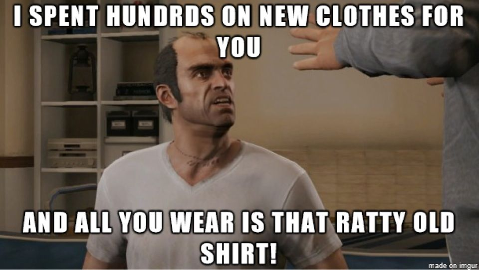 GTA V Trevor, this is exactly how I feel!! | Jokes | Funny
