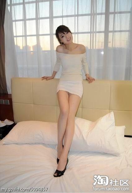 girls legs asian Sexy long