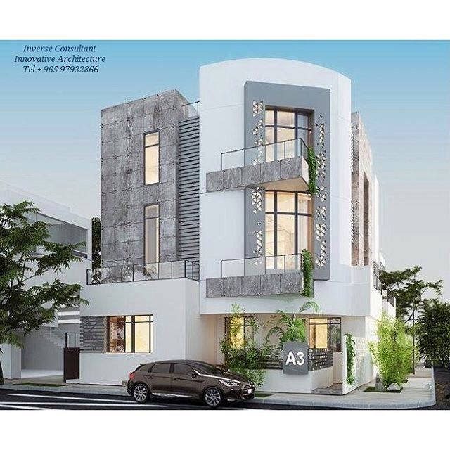 Ultra Modern Front Elevation : Pin by fleur z on houses exterior pinterest