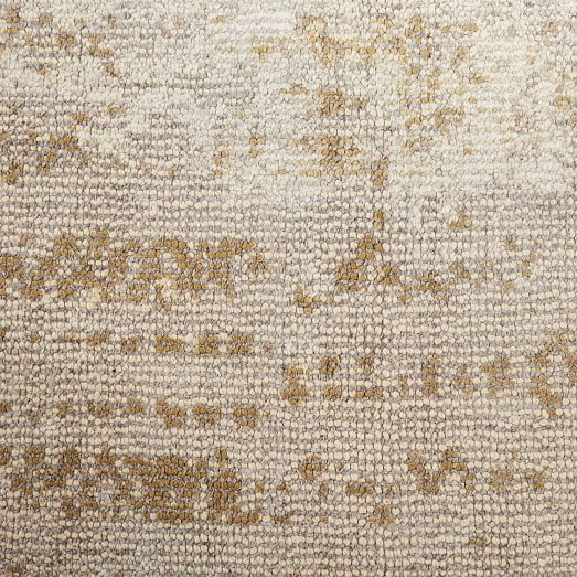 Distressed Foliage Rug Moonstone 8 X10 In 2020 Rugs Foliage Distressed