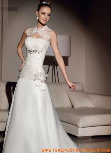 trendy ibiza vestido de novia villais | vestidos de novia madrid