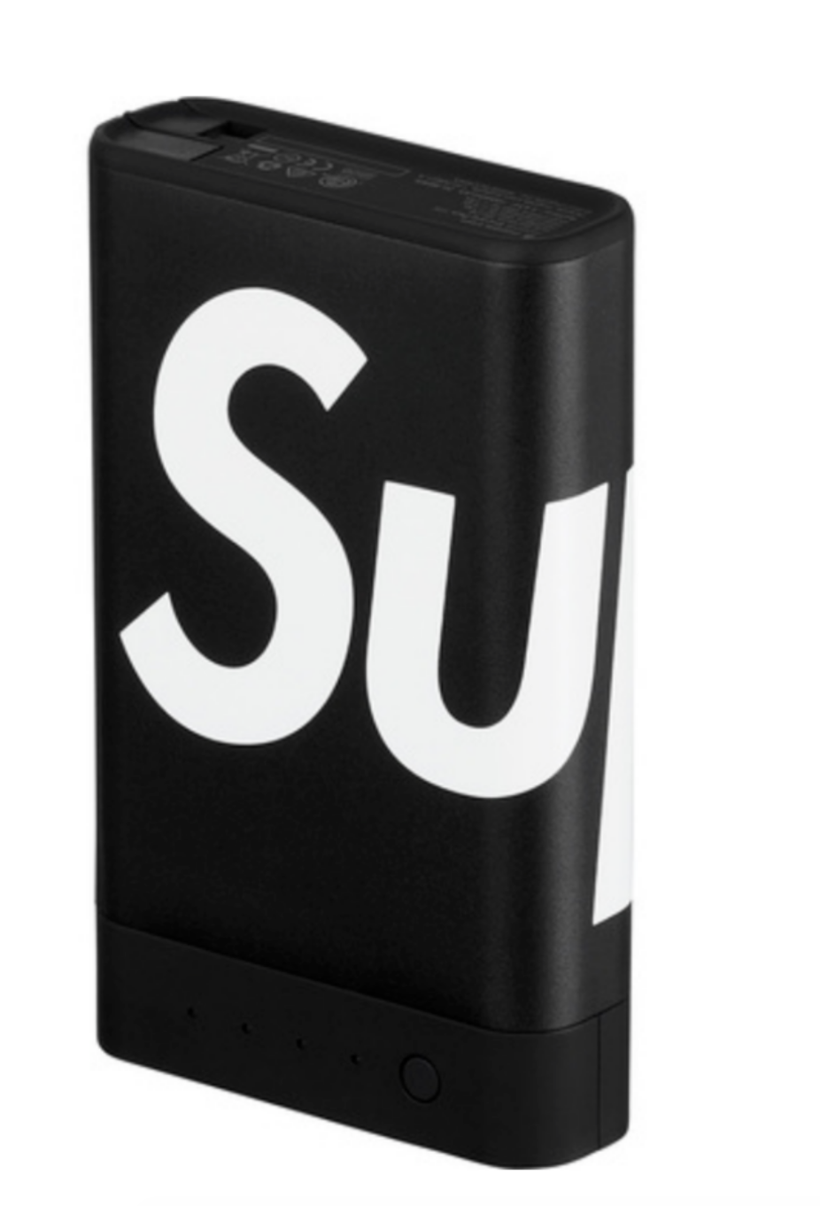 meet 5d216 2cd59 Supreme Mophie Encore Plus 10K Black | Supreme | Supreme, Portable ...