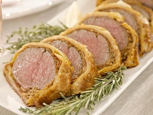 Italian wellington fro mantic dinner for eight giada de get italian wellington recipe from food network great for valentines day forumfinder Choice Image
