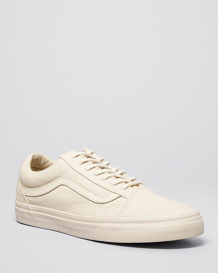 e943e97f06 Vans Water Repellent Old Skool Reissue Sneakers - Men s shoes (Birch ...