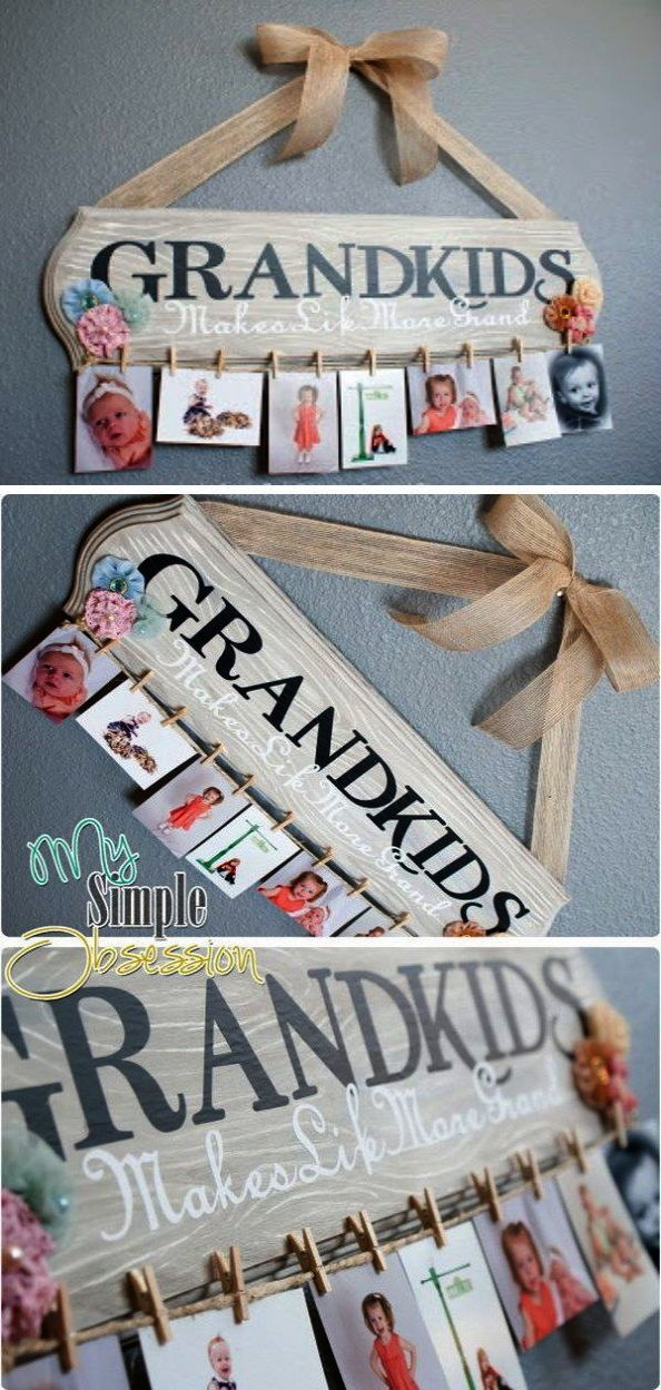 homemade christmas gifts for grandparents