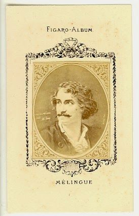 Boutique-Photos:  CDV Portrait d' Etienne Mélingue                 ...