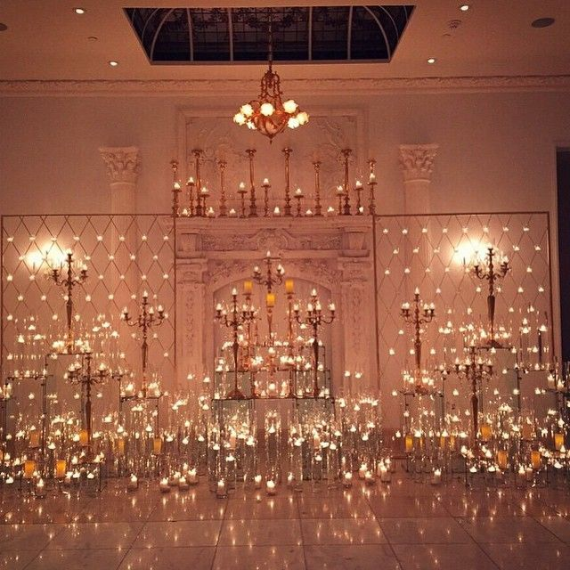 Wedding Altar Candles: I Told Sheli At @floraeventi My Vision For The Wedding And