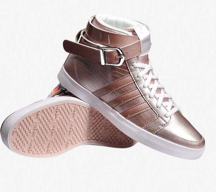 adidas brown cloudfoam rugged trainers