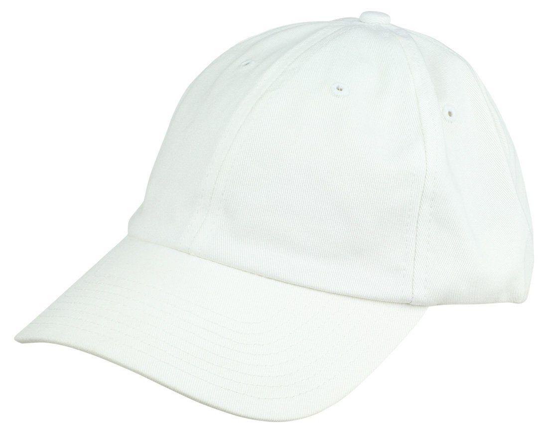 a340eaad Unisex Cotton Cap Adjustable Plain Hat - Unstructured (14 Colors ...