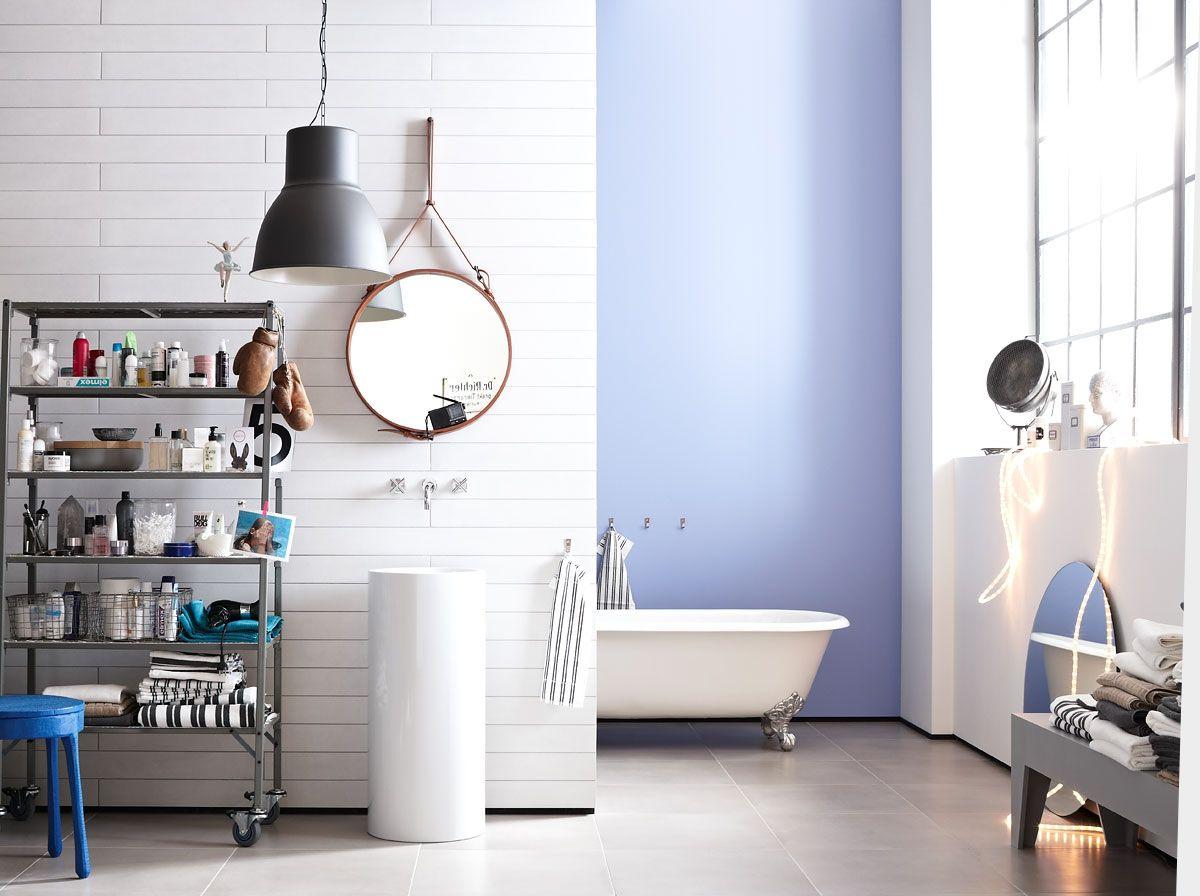 SCHÖNER WOHNEN-KOLLEKTION | DIY modular bedroom shelf | Pinterest ... | {Schöner wohnen bad 32}