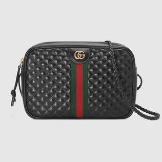 Photo of Gucci GG Marmont matelassé mini bag