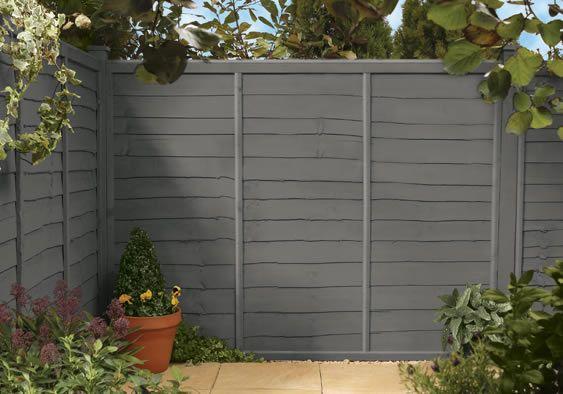Silver Birch Cuprinol Garden Fence Paint Cuprinol Garden