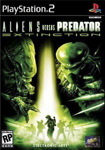 Aliens Vs Predator Extinction Ket Linkes Aliens Versus Predator