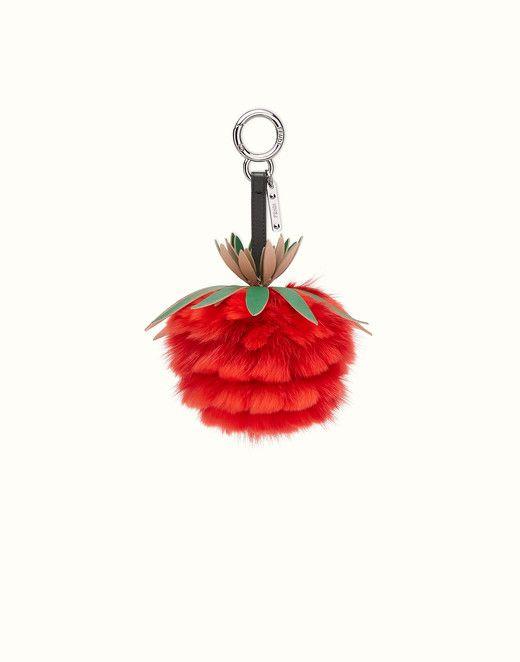 Fendi Fruits charm - Red I5rlNvOVYg