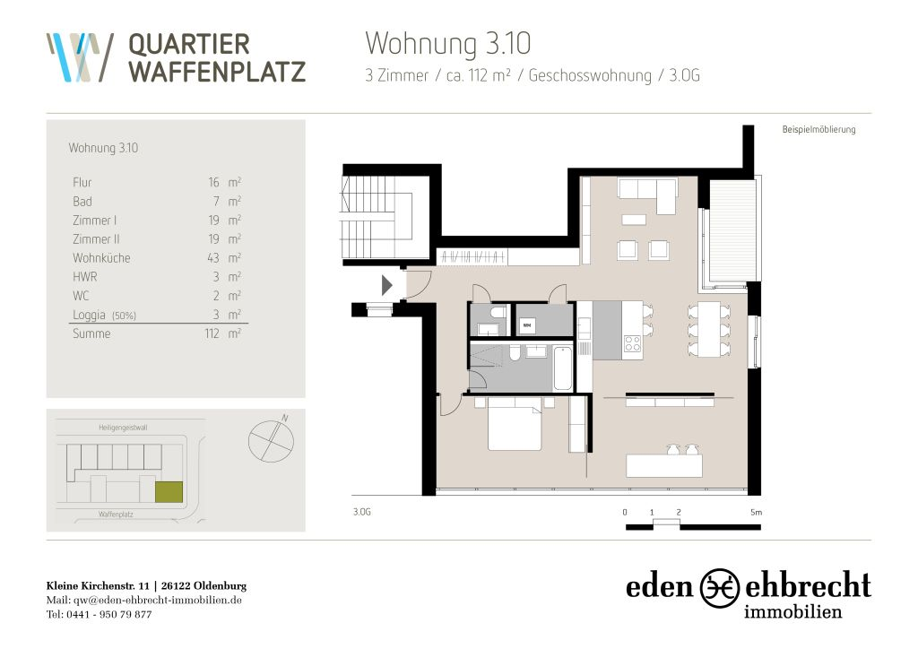 grundrisse quartierwaffenplatz anders wohnen. Black Bedroom Furniture Sets. Home Design Ideas