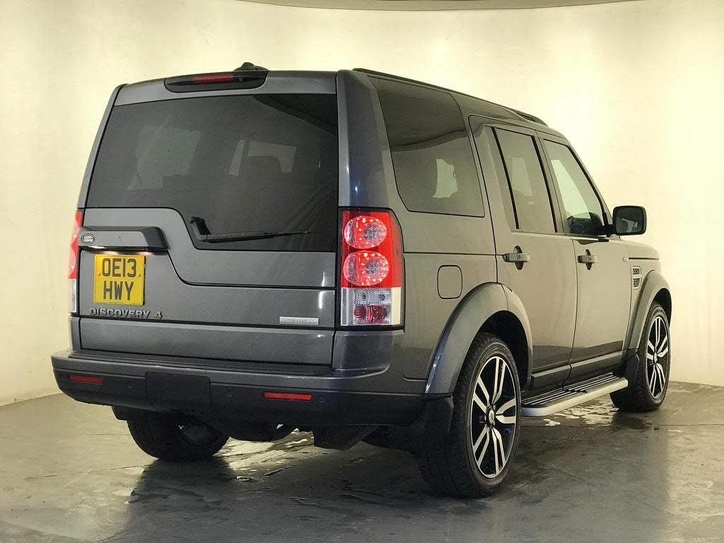Used Land Rover Discovery 4 for sale CarGurus in 2020