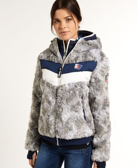 Superdry Apres Ski Jacket | Coats and jackets | Pinterest | Superdry and  Coats