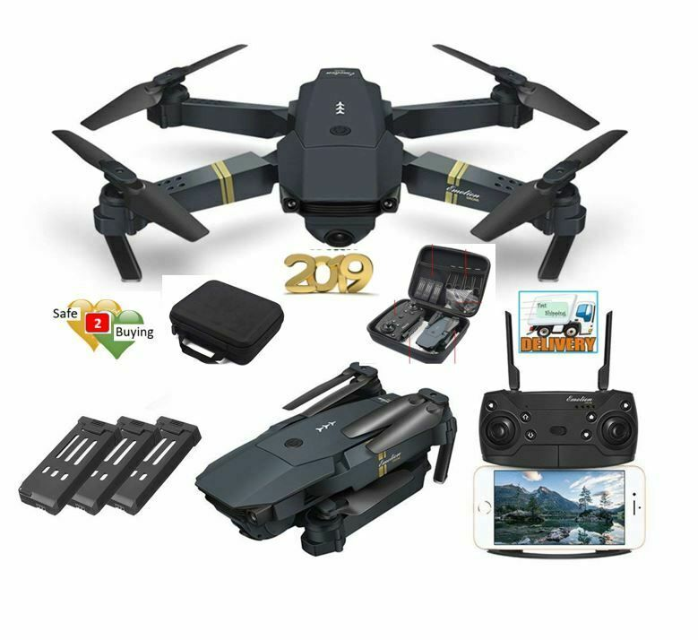 Quadcopter Dronex Pro Folding Collapsing Skimmer Hd Camera Wide Angle W Storage Eachine Engineering Plastics Hd Camera Rc Quadcopter
