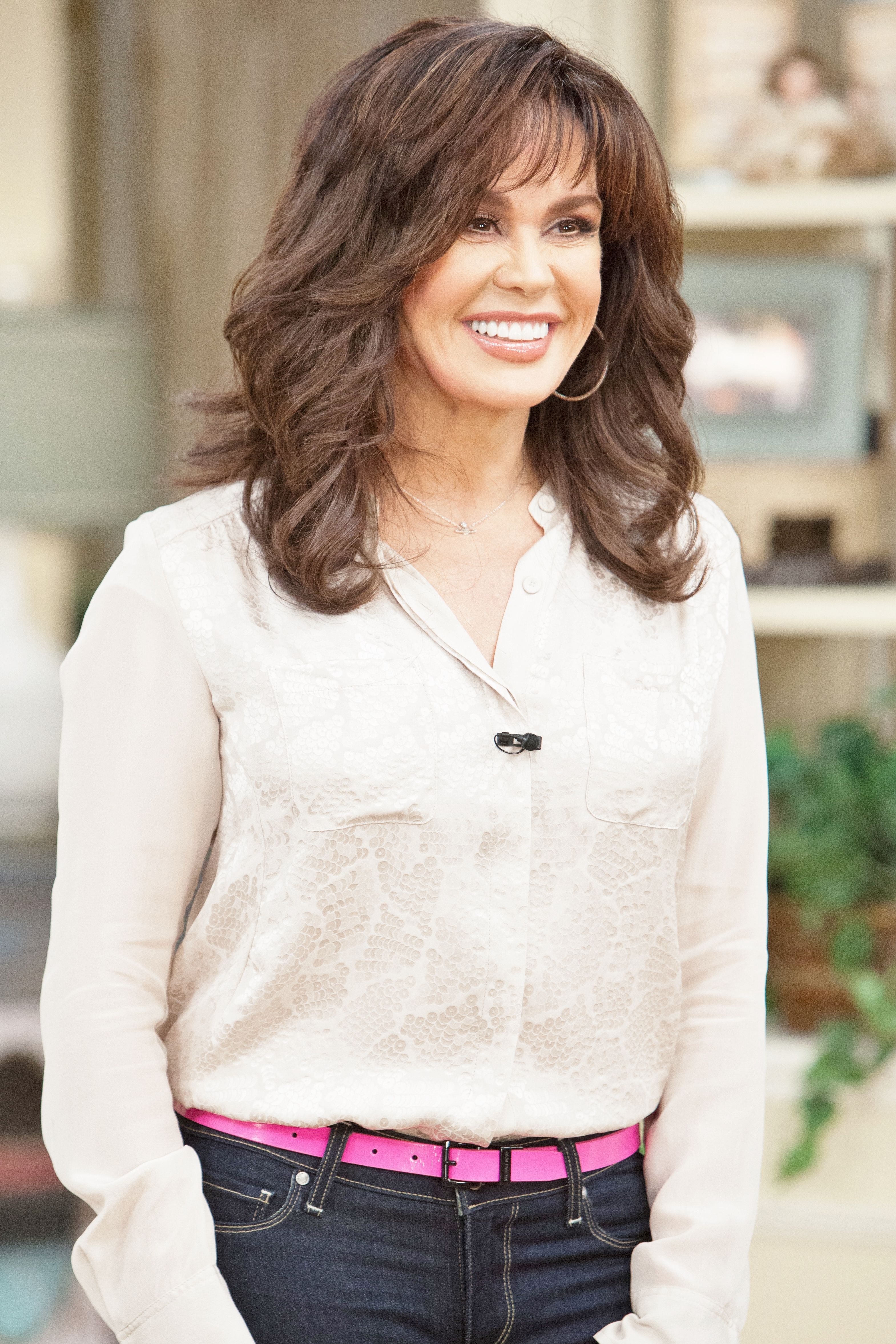 Marie Osmonds Talk Show on Hallmark | Marie Osmond | Pinterest ...