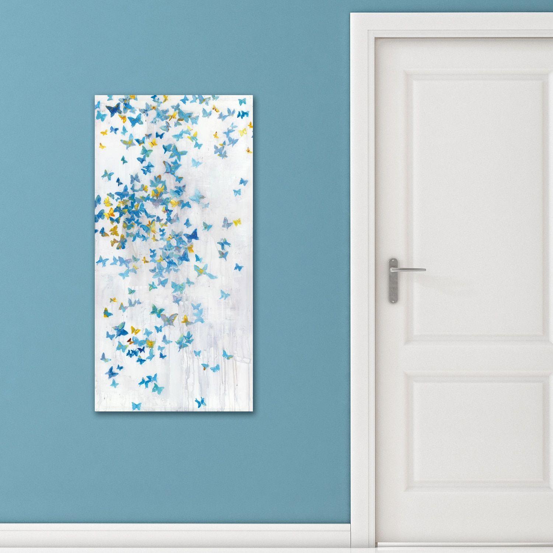 Portfolio canvas decor summer flight wrapped canvas wall art