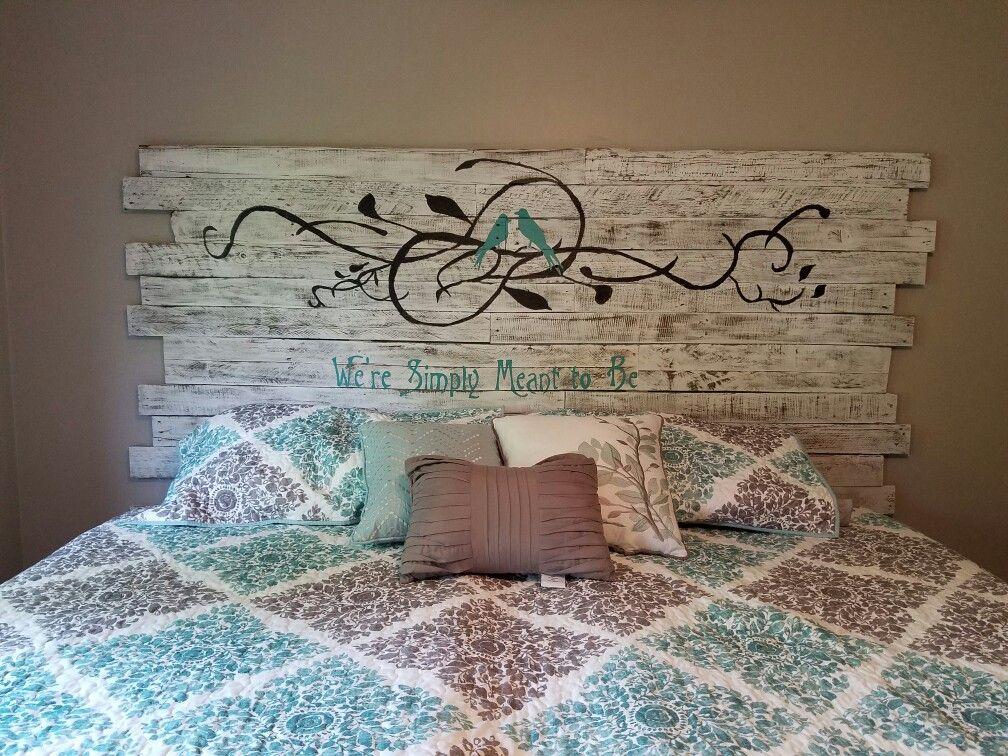 Headboards King Size Beds Ideas best 25+ king size headboard ideas on pinterest | farmhouse beds