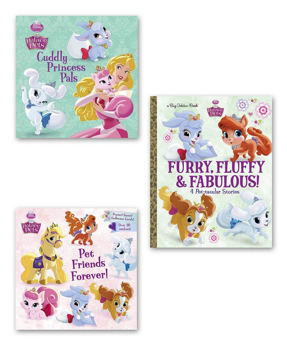 Love This Palace Pets Storybook Activity Book Set By Disney Princess On Zulily Zulilyfinds Disney Princess Palace Pets Palace Pets Book Set