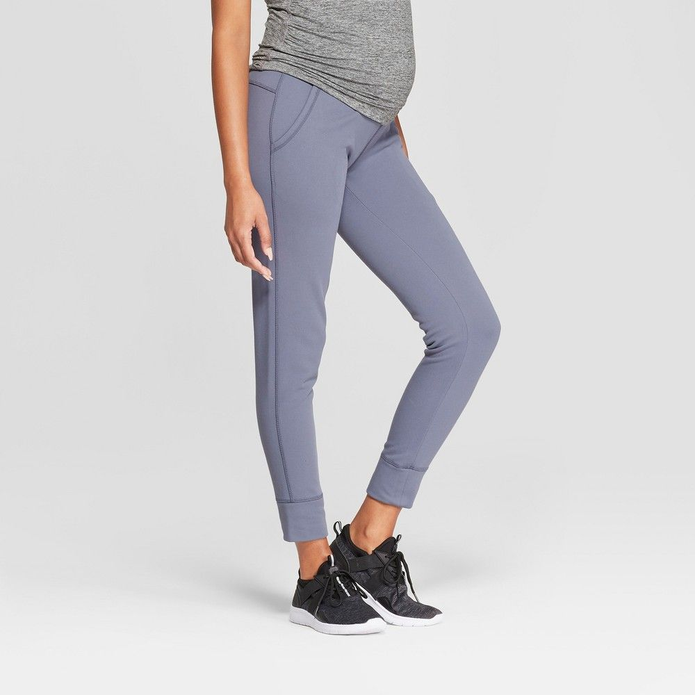 3595b23e7895 The Women s Maternity Tech Fleece Pant from C9 Champion features our same Duo  Dry moisture wicking performance as in the past but now in a softer more ...