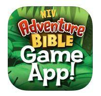 Adventure Bible Website: Bible Activities, Games, and