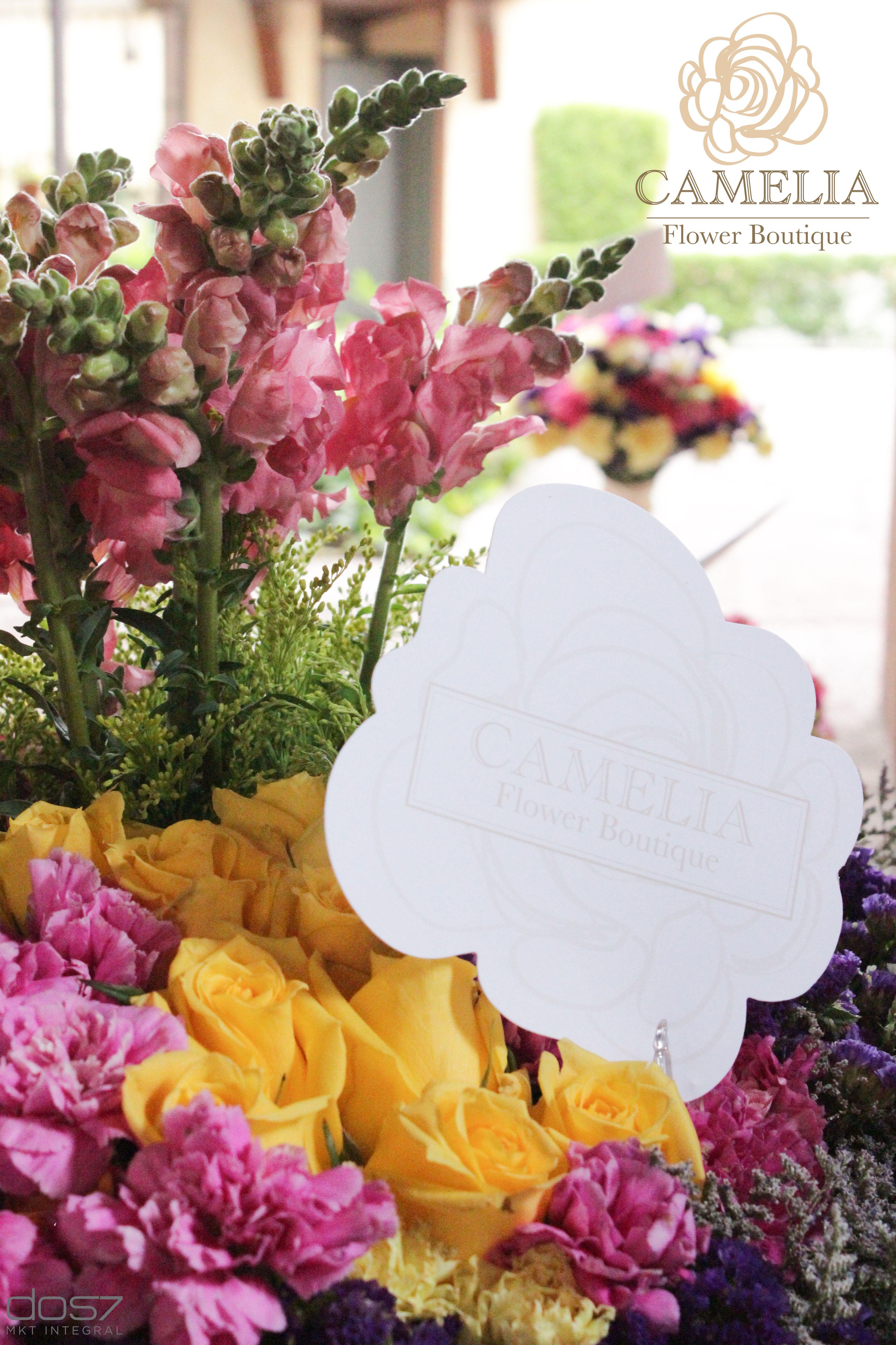 El Complemento Perfecto Para Tu Florero By Camelia Flower Boutique Flores Queretaro Mexico Floreros Flores Camelia