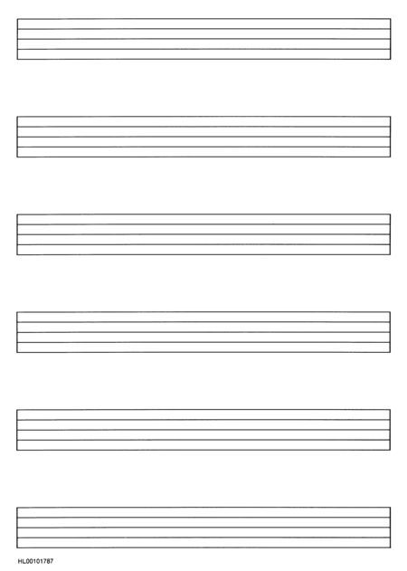 blank music staff to print - Google Search Daniel Pinterest - blank sheet of paper with lines