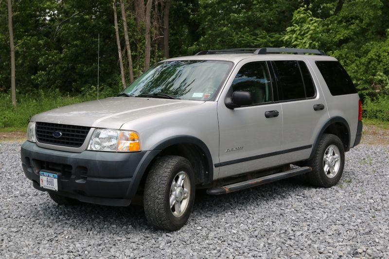 2005 Ford Explorer Xpl Advancetrac Rsc 4 0 Litre Sohc V6