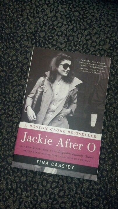 This paperback photo was taken by Ron Galella,  the paparazzo who stalked Jackie O for years.