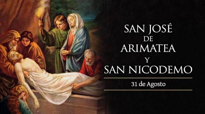 Resultado de imagen de san jose de arimatea y san nicodemo